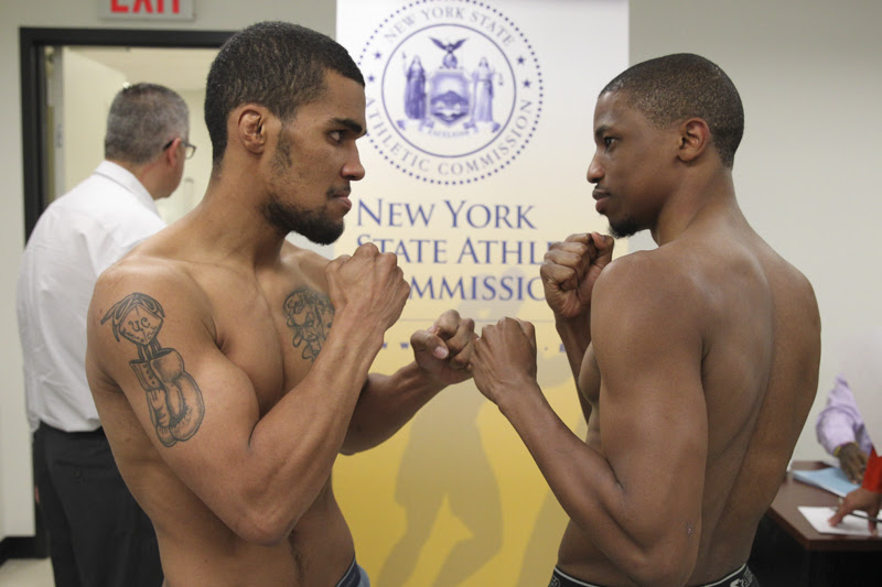 Jason Escalera, 158.8 vs. Lekan Byfield, 159.4