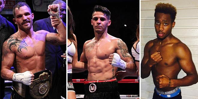 All Long Island Undercard Added to Star Boxing's Karperis vs. Duran August 13 Main Event