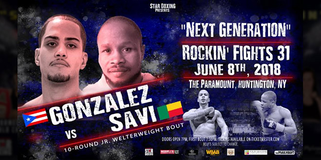 OFFICIAL WEIGH-IN RESULTS FOR TOMORROW NIGHTS (6/8) ROCKIN
